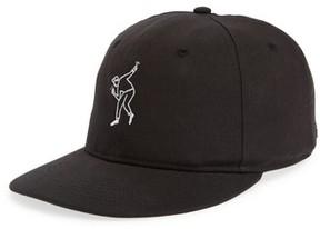 Rag & Bone Men's Dylan Canvas Ball Cap - Black