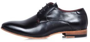River Island Boys black smart shoes