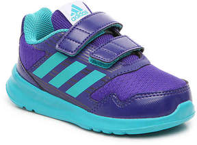 adidas Girls AltaRun CF I Infant & Toddler Sneaker