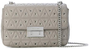 MICHAEL Michael Kors Sloan large shoulder bag - GREY - STYLE