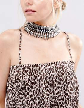 Aldo Statement Choker Necklace