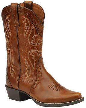 Ariat Girls' Heritage X Toe (Toddler-Youth)