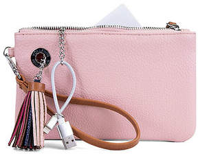 Nautica Power Sailing Wristlet with Battery Charger - Pale Peach
