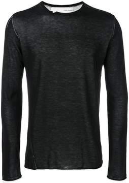 Isabel Benenato slim-fit sweater