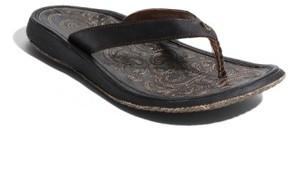 OluKai Women's 'Paniolo' Thong Sandal