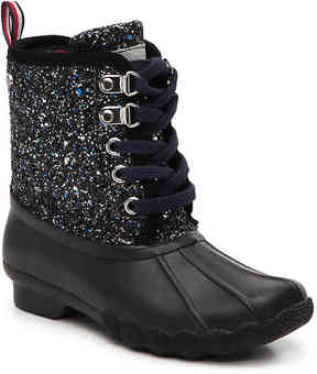 Tommy Hilfiger Girls Megan Youth Duck Boot