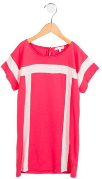 Chloé Girls' Colorblock Shift Dress