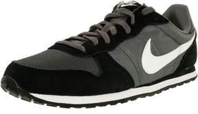 Nike Women's Genicco Dark Grey/White/Black Ankle-High Fashion Sneaker - 12M