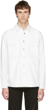 Rag & Bone White Jack Shirt
