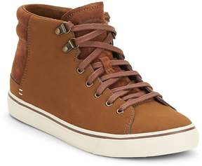 UGG Men's Hoyt Leather & Suede Sneakers