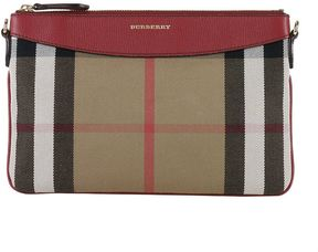 Burberry Mini Bag Mini Bag Women - RED - STYLE