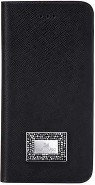Swarovski Versatile Smartphone Book Case with Bumper, Samsung Galaxy S 7, Black