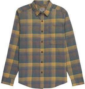 Royal Robbins Vintage Performance Plaid Flannel Shirt