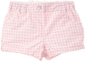 Chicco Girls' Pink Checkered Short