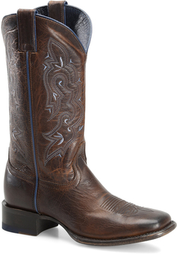 Sonora Brown Ava Leather Cowboy Boot