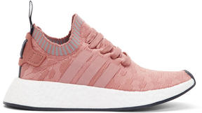 adidas Pink NMD R2 PK Sneakers