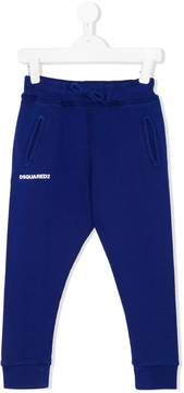 DSQUARED2 logo track pants