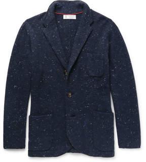 Brunello Cucinelli Wool-Blend Cardigan
