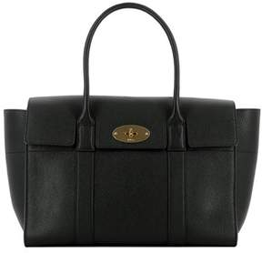 Mulberry Women's Black Leather Tote.