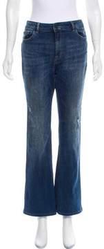 DL1961 Mid-Rise Wide-Leg Jeans