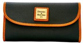 Dooney & Bourke Eva Continental Clutch Wallet - BLACK - STYLE