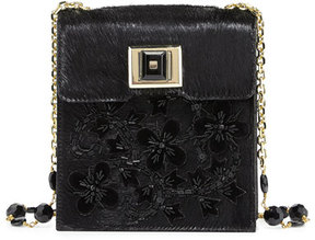 Andrew Gn Calf Hair Chain Shoulder Bag