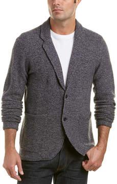 Michael Bastian Gray Label Wool-Blend Cardigan