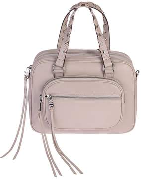 DKNY Grey Shanna Satchel Bag