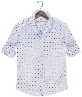 Frank And Eileen Mens Paul Limited Edition Hearts Shirt