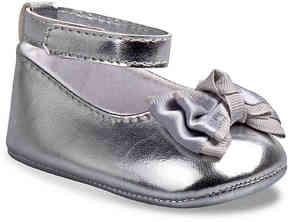 Laura Ashley Girls Ava Infant Crib Shoe
