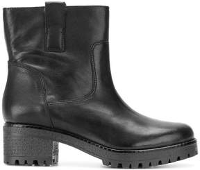 P.A.R.O.S.H. chunky heel ankle boots