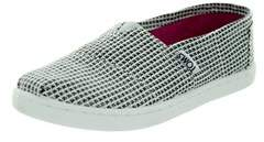 Toms Kids Classic Herringbone Casual Shoe.