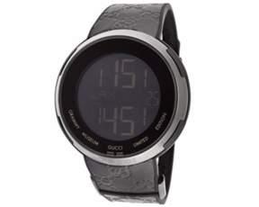 Gucci I Leather Digital Grammy Museum Limited Edition Watch YA114101