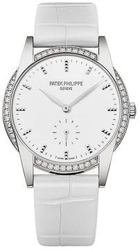 Patek Philippe Calatrava Gold Ladies Watch