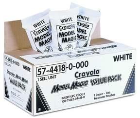 Crayola® Model Magic Modeling Compound 96oz White