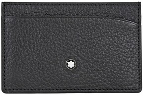 Montblanc Meisterstuck 3CC Pocket Holder- Black