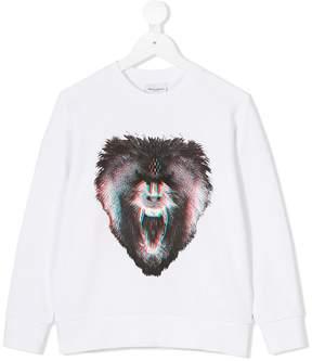 Marcelo Burlon County of Milan Kids printed sweatshirt