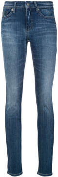 Cambio sequin detail jeans