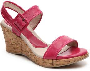 David Tate Women's Newberry Wedge Sandal