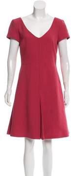 Aquilano Rimondi Aquilano.Rimondi Wool A-Line Dress