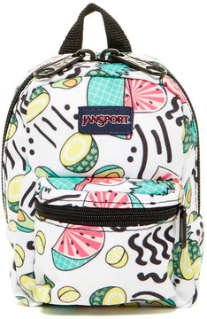 JanSport Lil' Break Fruit Ninja Pouch