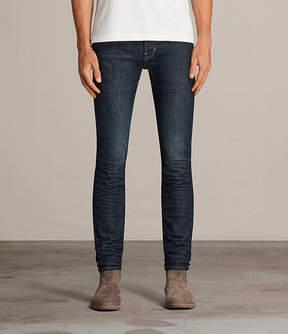 AllSaints Inagawa Cigarette Jeans