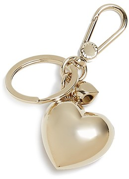 Furla 3D Heart Key Ring