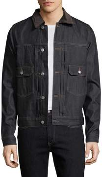 Mostly Heard Rarely Seen Men's Kennedy Cotton Jacket