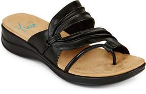 Yuu Julietta Strap Sandals