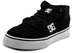 DC Lynx Vulc Mid Round Toe Synthetic Skate Shoe.