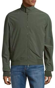 Orlebar Brown Flax Stand Collar Jacket