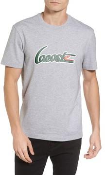 Lacoste Men's Graphic T-Shirt