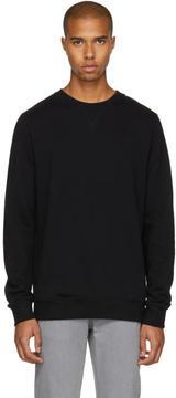 A.P.C. Black Capitol Sweatshirt