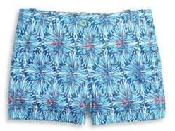 Vineyard Vines Toddler's, Little Girl's & Girl's Shell Diamond Shorts